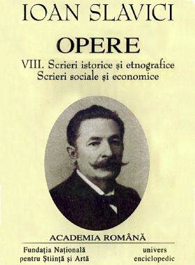 Opere vol. VIII. Scrieri istorice si etnografice - Scrieri sociale si economice