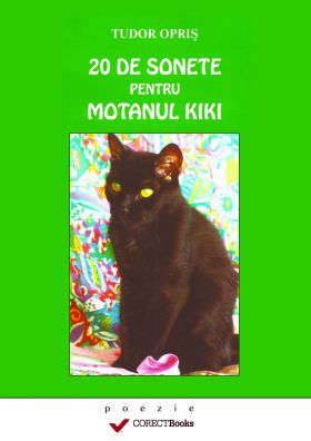 20 de sonete pentru motanul Kiki
