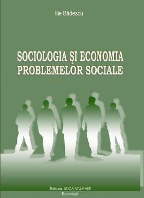 Sociologia si economia problemelor sociale