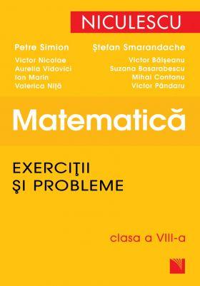 Matematica. Exercitii si probleme, clasa a VIII-a