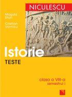 Istorie - Teste clasa a VIII-a sem. I