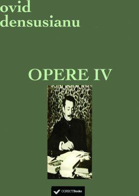 Opere Vol. IV