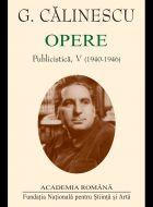 Opere. Publicistica vol. V (1940-1946)