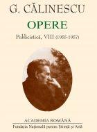 Opere. Publicistica vol. VIII (1955-1957)