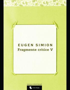 Fragmente critice vol. V