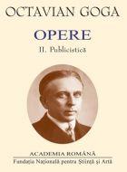 Opere II. Publicistica