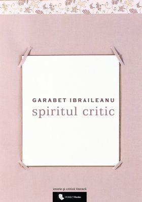 Spiritul critic in cultura romaneasca