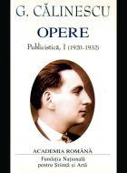 Opere - Publicistica vol. I (1920 - 1932)