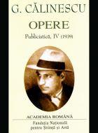 Opere. Publicistica vol. IV (1939)