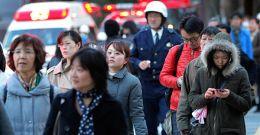 Japonezii si-au pastrat calmul, in ciuda tragediei prin care trec.jpg/urbanchristiannews.com