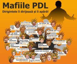 Harta mafiei PDL, in viziunea lui Ponta