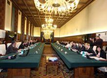 Sedinta Coalitiei de guvernare are loc la sediul Guvernului. Foto: gov.ro