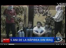 Jurnalistii romani rapiti in Irak/captura Antena3.JPG