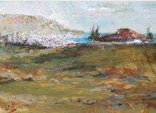 Peisaj la Balcic, de Vitalie Butescu/patzeltart.ro
