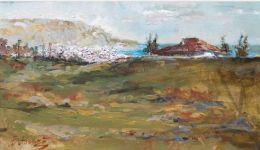 Peisaj la Balcic, de Vitalie Butescu