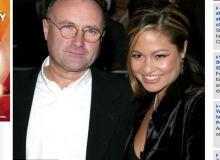 Phil Collins si cea de-a treia sotie