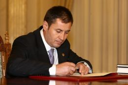 Traian Igas.Foto: gov.ro