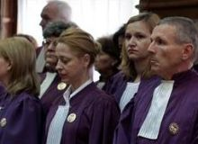 Magistratii cer demisia secretarului de stat Lidia Barac/Mediafax Foto