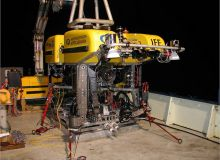 Submarinul-robot Hercules, pregatit de actiune/CISCO