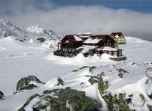 Prima zapada din acest an cazut la Balea Lac/Mediafax