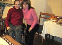 Andreea Chelaru (stanga) si Silvia Stroescu / romanian-gymnastics.com