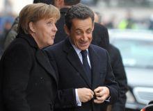 Angela Merkel si Nicolas Sarkozy / mediafaxfoto.ro