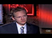 Julian Assange/captura CNN