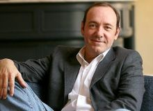 Kevin Spacey/telegraph.co.uk