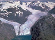 Ghetarul Muir din Alaska / scienceclarified.com