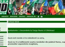 Site-ul Noua Dreapta anunta in continuare marsul de la Targu Mures/nouadreapta.org