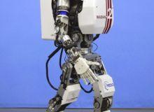 Robotul WABIAN-2R, posibilul candidat pentru testarea salturilor pe Luna. / takanishi.mech.waseda.ac.jp