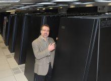 Dave Ferrucci, cercetator IBM si directorul proiectului Watson. / IBM