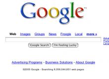 Mesajul Google: aveti grija cum va purtati cu clientii!