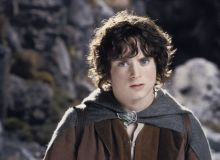 Elijah Wood in rolul lui Frodo Baggins/outnow.ch