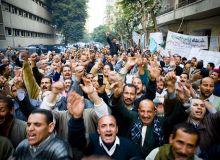 Proteste in Egipt/workinglives.org