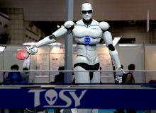 Robotii sunt astazi pasnici, dar revista Time scrie ca lucrurile s-ar putea schimba