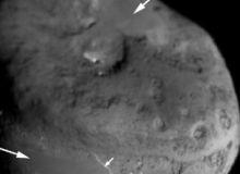 Cometa Tempel 1/ NASA