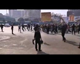 Protestele din Egipt
