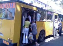 Transportul in comun a fost paralizat/ziuadevest.ro