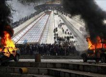 Proteste violente au avut loc in ianuarie in Albania