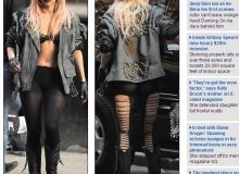 Lady Gaga/captura dailymail.couk.