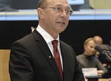 Traian Basescu sustine ca nu a intervenit in numirile din SRI