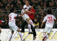 St.Pauli - VfB Stuttgart / bild.de