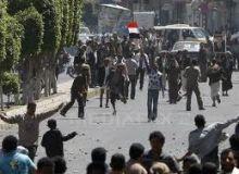 proteste in Yemen / mediafax