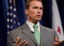 Arnold Schwarzenegger/sourcewatch.org