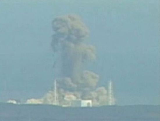 Explozie la Fukushima