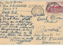 Manuscrisele lui Cioran vor putea fi consultate online / dcnews.ro