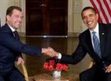 Medvedev si Obama / armybase.us