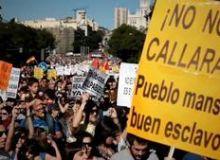 Proteste in Spania/rfi.ro.jpg