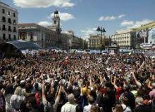 Proteste in Spania / realitatea.net